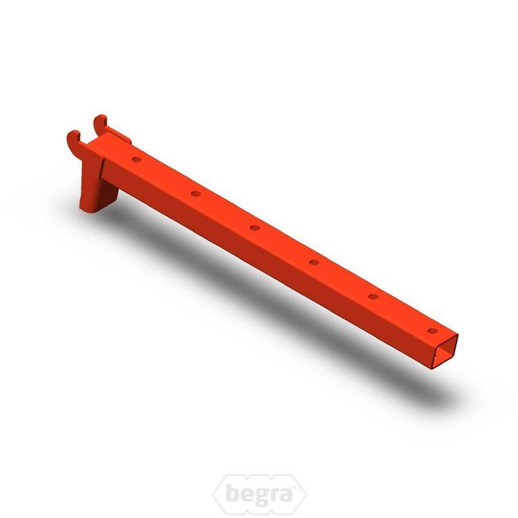 Kragarm Medium Kragarmregal 600 mm