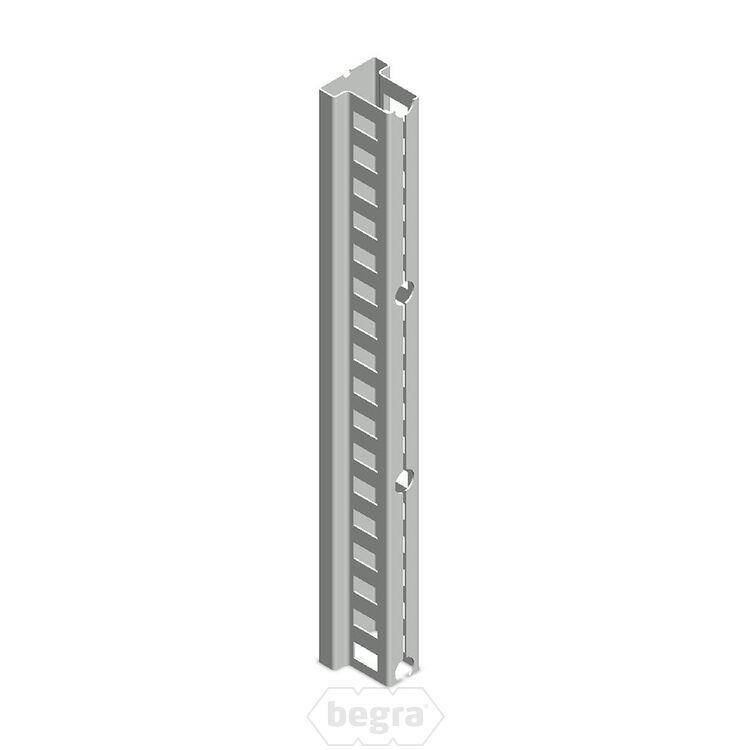 Fachbodenregale Light Duty Pfosten 2000 mm Verzinkt