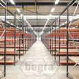 Weitspannregal Angebotsreihe AR 2250x5030x800 - 3 Ebenen