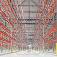 Angebotsreihe Palettenregal AR T2 6000x8420x1100 mm (hxbxd) M15051/2700 - 3 Ebenen