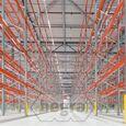 Angebotsreihe Palettenregal AR T2 8000x8420x1100 mm (hxbxd) T1451/2700 - 4 Ebenen