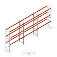 Angebotsreihe Palettenregal AR T2 5000x11120x1100 mm (hxbxd) T1651/3600 - 3 Ebenen